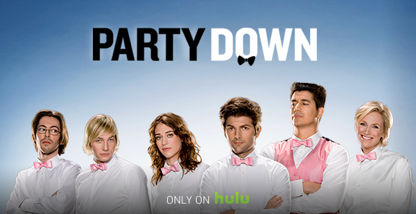 'Party Down' Is Coming To Hulu Plus