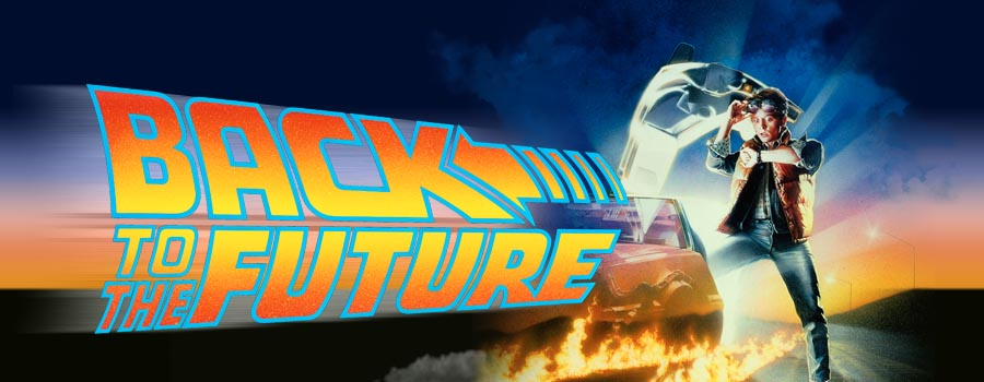 key art back to the future Forward to the Past!