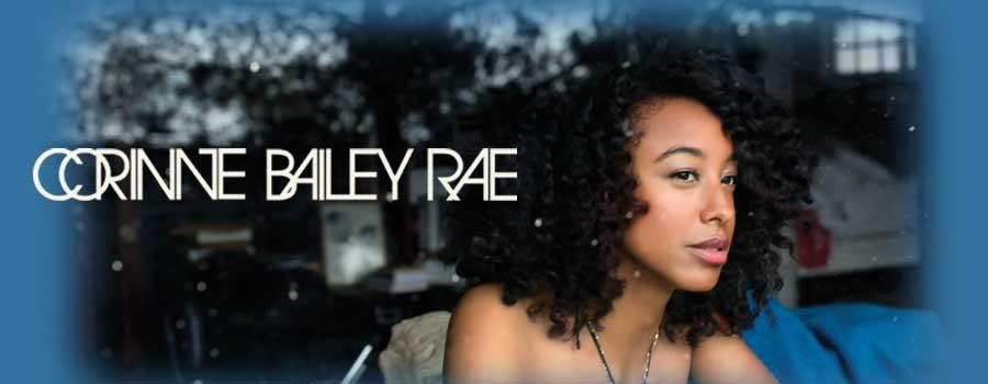 Corinne Bailey Rae. Corinne Bailey Rae