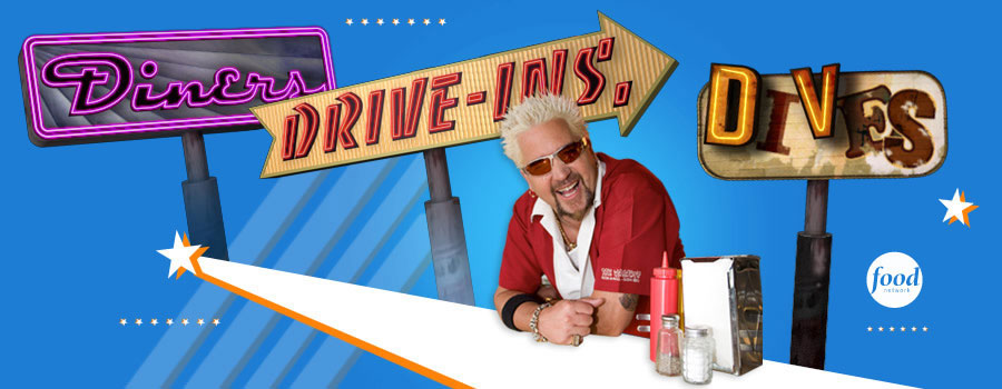 Diners, Drive-ins and Dives - Full Episodes and Clips streaming ...