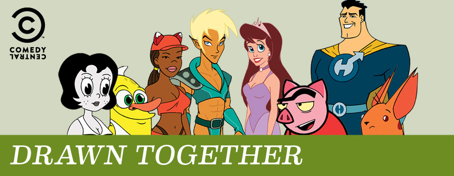 drawn together uncut episodes videos,