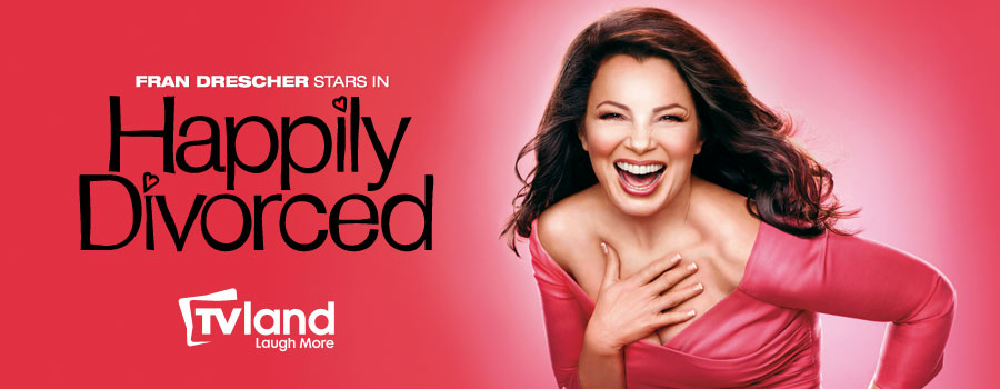 Fran Drescher Happily Divorced