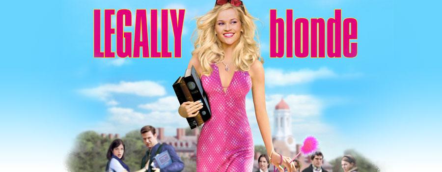 Legally Blonde movie dvd