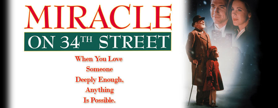 MIRACLE ON 34TH STREET - Hulu