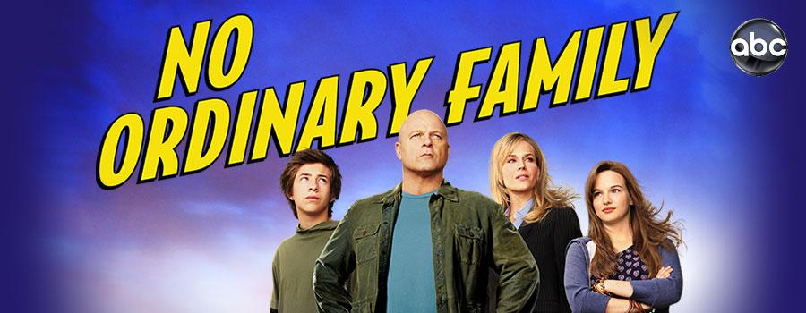 Assistir Série No Ordinary Family Online Megavideo Legendado