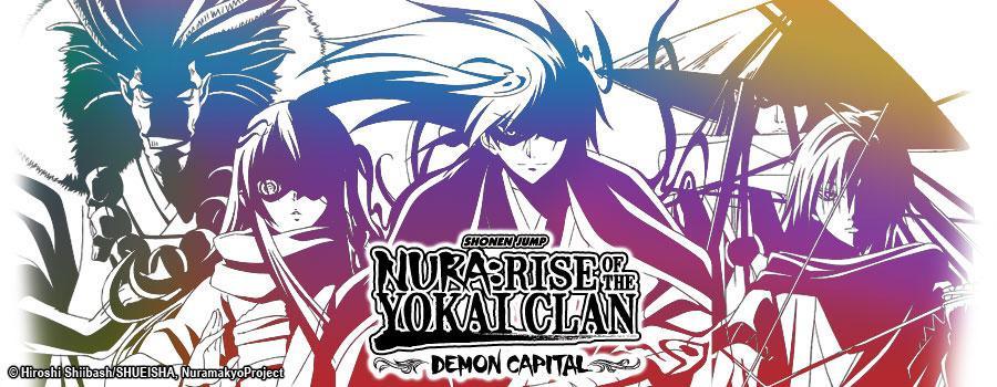Nura: Rise of the Yokai Clan Key_art_nura_rise_of_the_yokai_clan