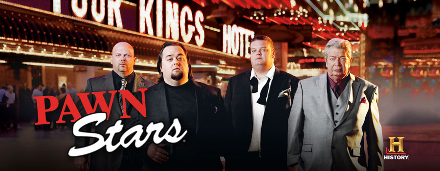 PAWN STARS - Full Episodes and Clips streaming online - Hulu
