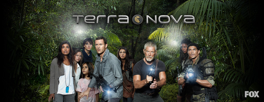 TERRA NOVA - Full Episodes and Clips streaming online - Hulu