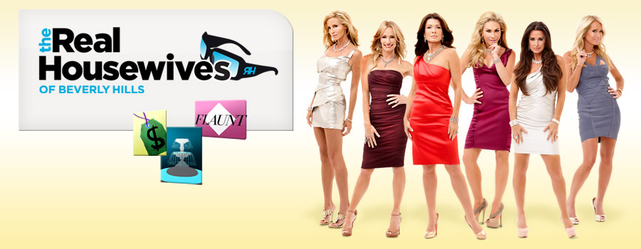 "The Real Housewives of Beverly Hills"" cast photo"