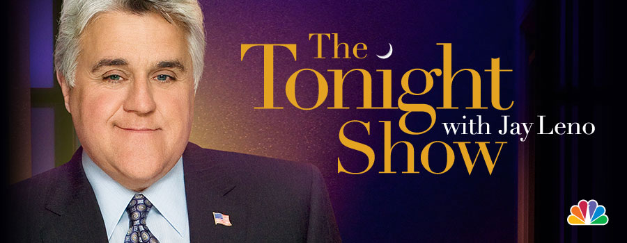 The Tonight Show with Jay Leno - Full Episodes and Clips streaming ...