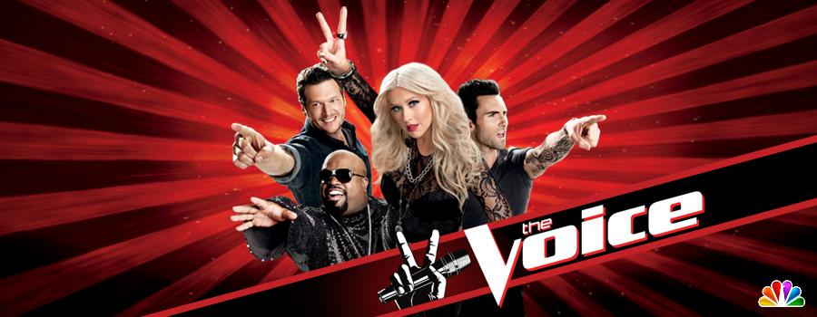 The Voice. The Voice