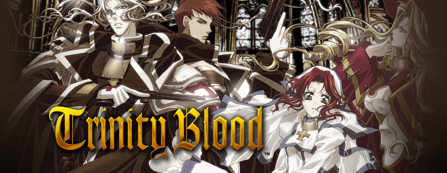 Trinity Blood Vatican's AX Division