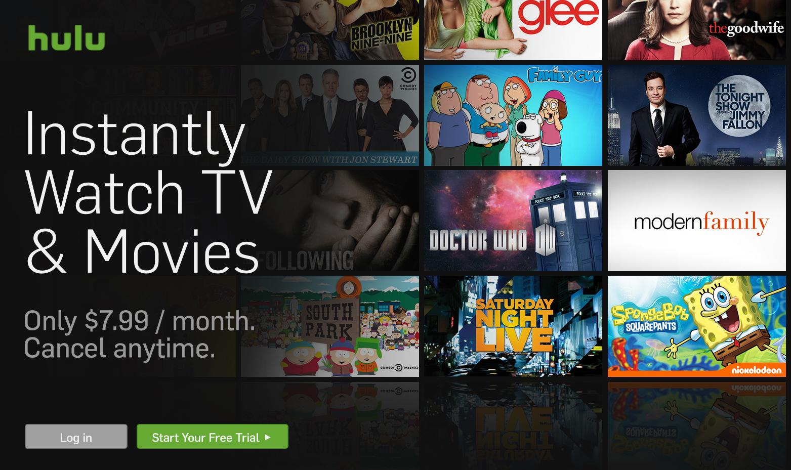 Windows 10 Receives Universal Hulu App • Trinity News Daily - U S